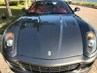 2007 Ferrari 599  2007 Ferrari 599 GTB Coupe Gray with Red interior Very Well Maintained