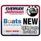 Evinrude 0115930 - DECAL SET-JOHNSON VINTGE