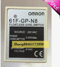NEW IN BOX Omron PLC Floatless Level Switch 61F-GP-N8 220VAC Zh88