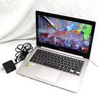 "ASUS ZenBook UX303L 13"" Intel i7-4510u 2.0GHz 12GB 256SSD GeForce840M Touch(492)"