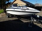 2007 CROWNLINE 180BR OPEN BOW VERY LOW HOURS