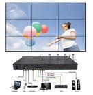 9-Channel HDMI VGA AV USB Video Processor 3x3 TV Projector Video Wall Controller