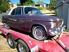1960 Studebaker LARK VIII CONVERTIBLE California Car  Inland California Car CLEAN DMV TITLE NON-OP  2 DOOR - GOOD GLASS - V8 ENGINE