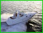 2007 Sea Ray Sundancer 260 28' LOA Cruiser & Trailer Mercruiser 350 MAG Bravo NM