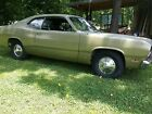 1970 Plymouth Duster COUPE 1970 Plymouth Duster TURN KEY
