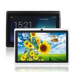 "7"" A33 Android 4.4 KitKat Tablet Quad Core WiFi BT4.0 Flashlight 1+8GB"