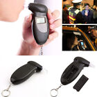 Digital Alcohol Breath Tester Breathalyzer Analyzer Detector Test Keychain  MT
