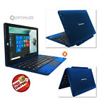 "2 In 1 Tablet Laptop Touch Screen 8.95"" 32 GB Intel Atom Bay Tray Windows 10"