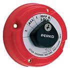 Perko Medium Battery Selector Switch w/ Key Lock
