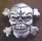Motorcycle Concho Biker Skull CON979-A