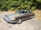 1986 Lincoln Continental 4-Door Sedan 1986 Lincoln Continental 5.0 302 Engine – Rare Rust Free California Car
