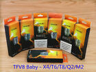 5PCS Smok TFV8 Baby Coil Head Cloud Beast Replacement for V8 Baby T8 X4 Q2 M2