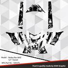SLED-GRAPHIC SPONSOR WRAP GRAPHICS KIT SKI-DOO REV MXZ SNOWMOBILE 03-07 SA0379
