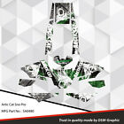 SLED GRAPHIC STICKER DECAL WRAP KIT ARCTIC SNO PRO 600 RACER 2008-2011  SA0480