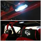Rampage Roll Bar Mount Dome Light **FREE SHIP** (Strap Mount, Requires 3 AAA's)