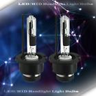 1 Set HID Headlight Kit Hi/Lo Power Bulbs Lamp D4R WHITE Light 6000K 35W