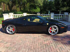 2012 Ferrari 458 Base Coupe 2-Door 2012 Ferrari 458 Italia Coupe 2-Door 4.5L