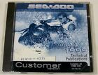 NEW OEM BOMBARIER SEA-DOO 1999 TECHNICAL PUBLICATIONS CD-ROM 219 700 150