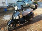 2007 Vespa GTS 250ie Black