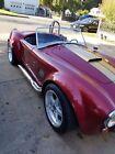 1965 Shelby Cobra  1965 cobra replica