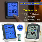 LCD Digital Thermometer Hygrometer Indoor Temperature Monitor Humidity Gauge NEW