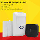 Original Sonoff RF Bridge 433 Smart Multifunctional Sensor Home Security Devices