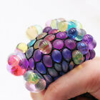 Anti Stress Face Reliever Grape Ball Autism Mood Squeeze Relief ADHD Relax Toy
