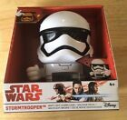 Star Wars Stormtrooper White Alarm Clock