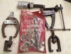 Lot of 8 Misc  Gear Puller & Parts  Made in U.S.A