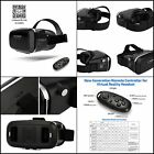 VR Headset Mobile Phone Virtual Reality Glasses  iPhone 8 7 6 6s Adjustable