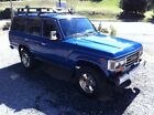 1988 Toyota Land Cruiser  1988 Toyota Land Cruiser FJ62