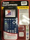 NEW!!! Texas Instruments TI- 84 Plus CE Denim Graphing Calculator