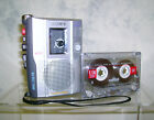 Sony TCM-200DV Handheld Standard Cassette Clear Voice Recorder - Tested & Works