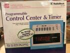 RadioShack 61-2470 Programmable Control Center with 2- Outlets & 2 Wall Switches