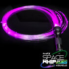 Onyx Full Size Space Whip - Fiber Optic Rave Costume Light Up Glow Flow LED USA