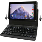 "RCA Voyager Pro 16GB 7"" Touchscreen Quad-Core Android 6.0 PC Tablet + Keyboard"
