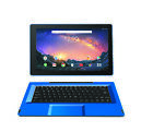 "RCA Galileo 32GB Pro 11.5"" Touchscreen QuadCore Android 6.0 Keyboard Tablet BLUE"