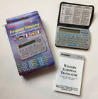 Franklin 5-language European Translator TWE-100 with manual