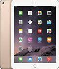 """Apple iPad Air 2 Wi-Fi+Cell 9.7"""" 64GB - Gold (A1567) UNLOCKED «S-JA107»"""