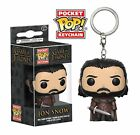 *NEW* Game of Thrones: Jon Snow Pocket POP Key Chain by Funko