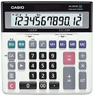 Casio desk calculator type DS-120TW Free Shipping with Tracking# New from Japan