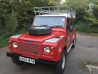 1992 Land Rover Defender 12 Seater Land Rover Defender 200Tdi CSW 1992