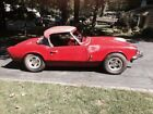 1969 Triumph Spitfire  Triumph Spitfire 1969 with overdrive!  and hard top