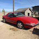 1989 Buick Reatta  1989 BUICK REATTA COUPE RUST FREE RUNS GREAT NEEDS TLC