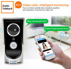 Wifi Video Audio Camera Door Bell Wireless Doorbell Intercom for Android IOS