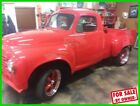 1952 Studebaker  1952 Studebaker Pickup 400 HP ZZ4 Crate Gasoline Motor Automatic Ostrich Leather