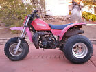 1985 KAWASAKI TECATE KXT250 3 WHEELER ATC OWNED BY ONE OF THE TECATE DEVELOPERS