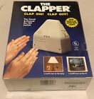 The Clapper Clap On Clap Off Switch NEW in Box