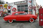 1950 Studebaker 2R10  1950 Studebaker Champion Coupe Barn Find