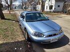 1998 Mercury Sable  1998 Mercury Sable LS Premium Edition V6 4 dr Blue / Blue Leather  Low Miles